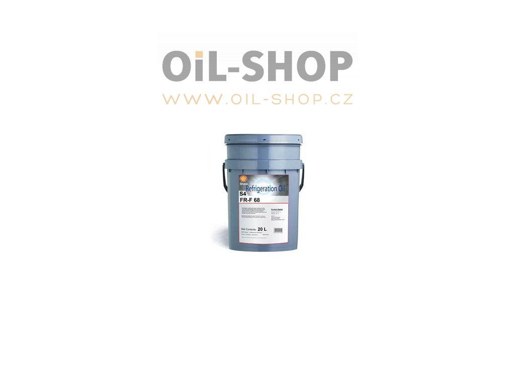 Shell Refrigeration Oil S4 FR-V 68  20L