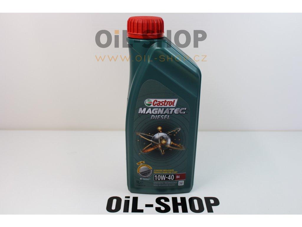 Castrol Magnatec Diesel 10W-40 B4 1L