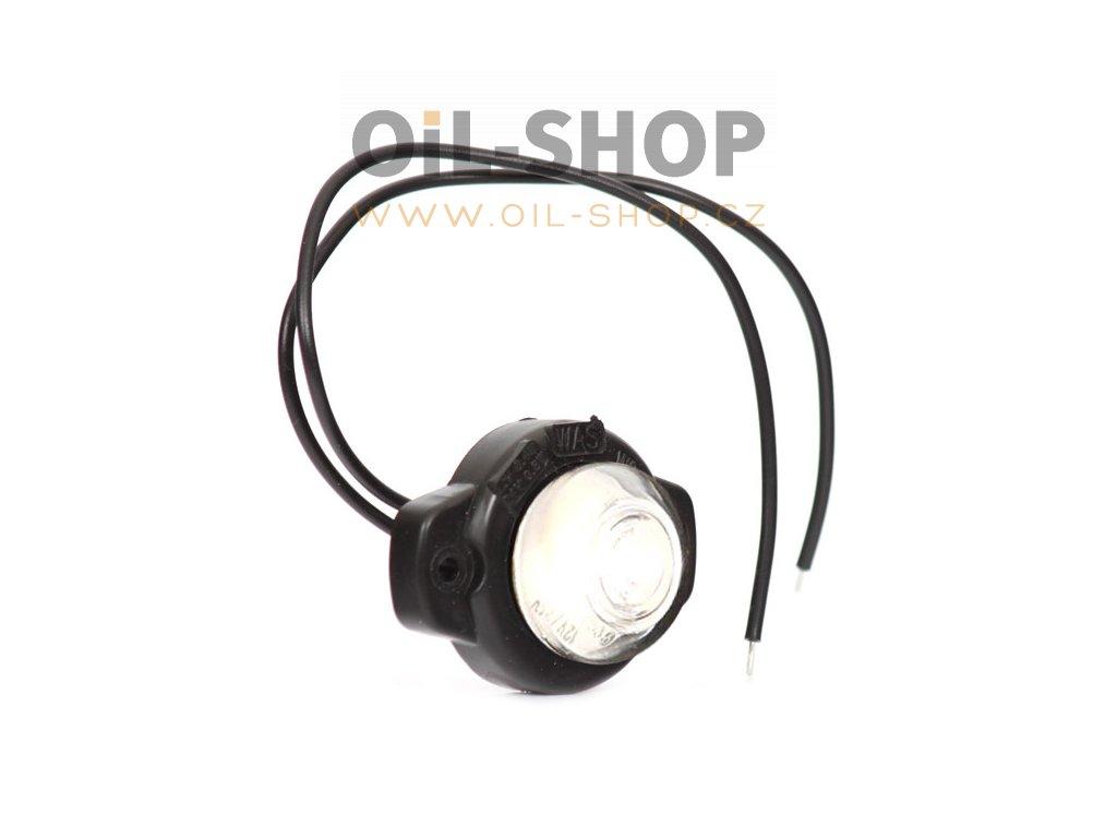 WAS obrysový LED světlomet bílé 12/24V 129