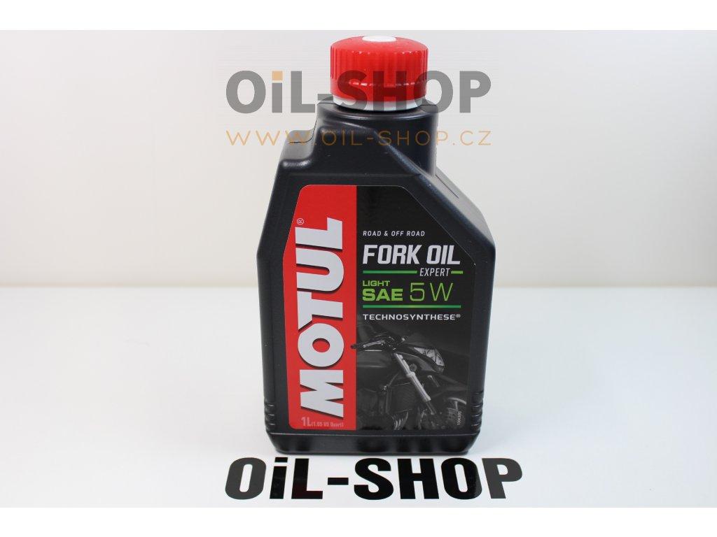 Motul Fork Oil Expert Light 5W  1L