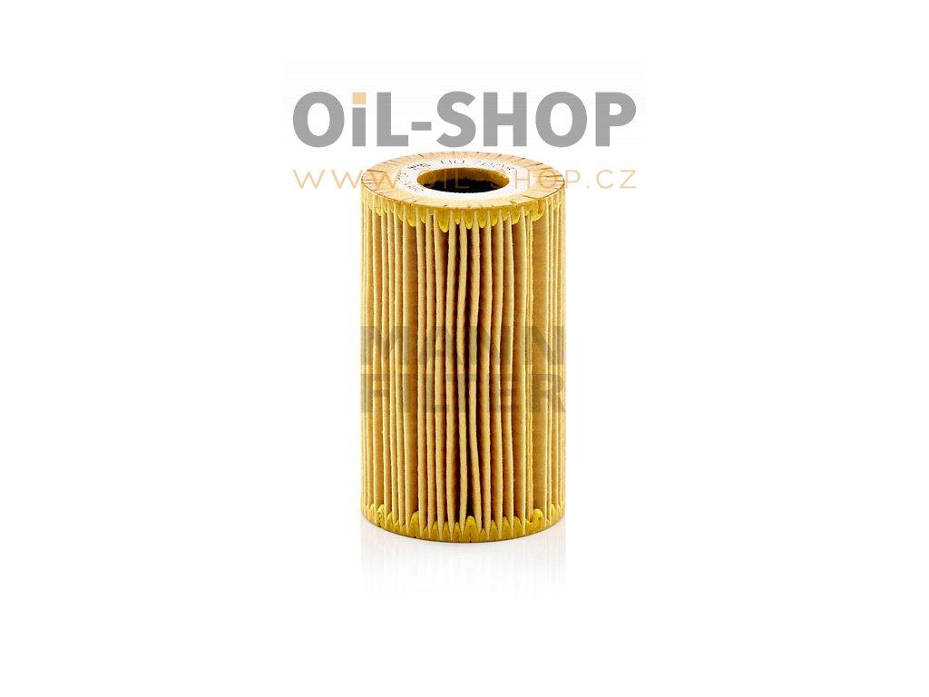 Mann Filtr Olejový HU7008z