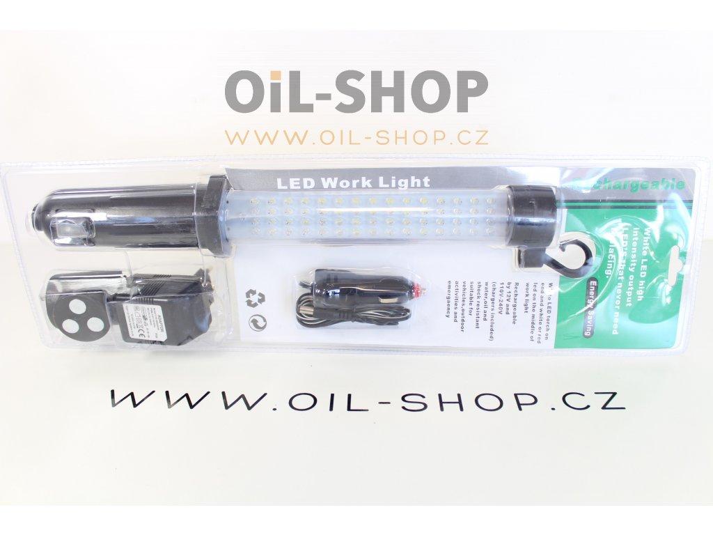 Lampa Montážní 60+17 LED 230/12V