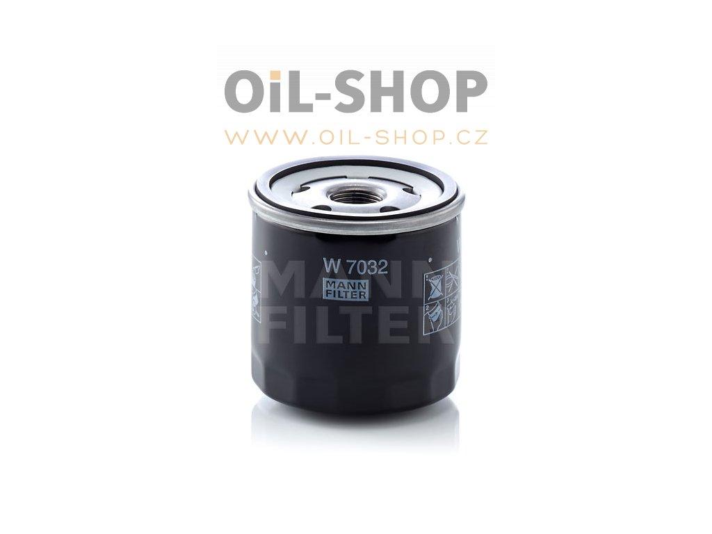 Mann Filtr Olejový W7032