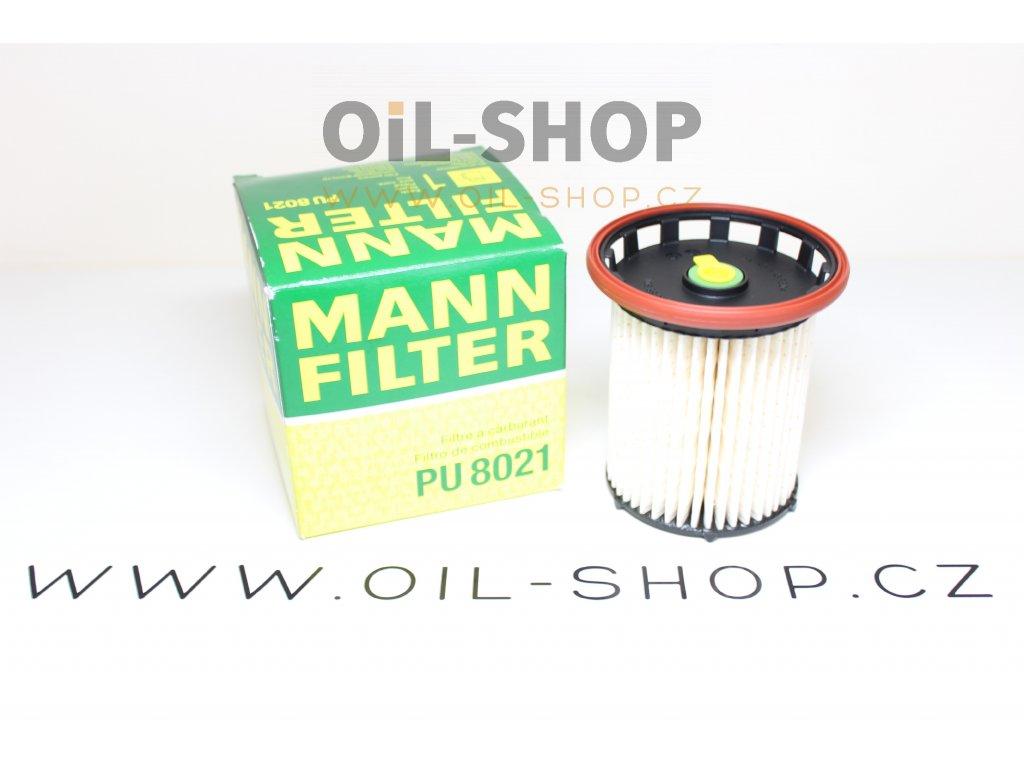Mann Filtr Palivový PU8021