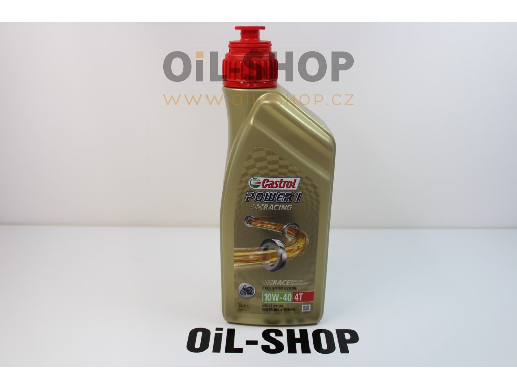 Castrol Power1 Racing 4T 10W-40  1L