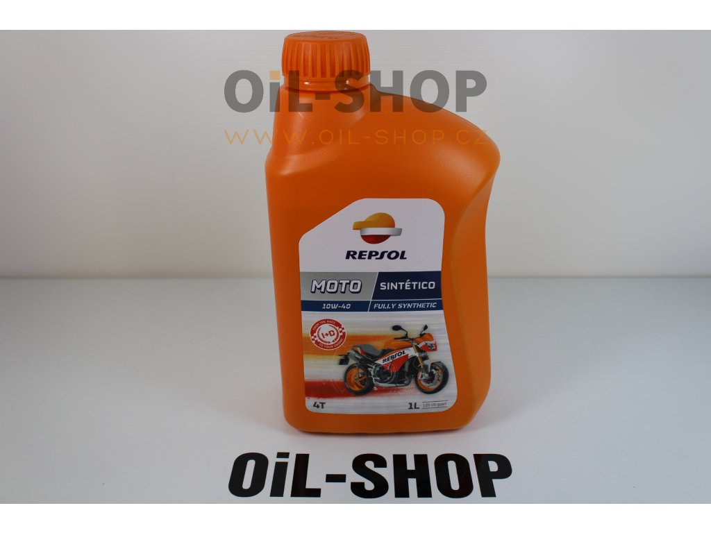 Repsol Sintetico 4T 10W-40  1L