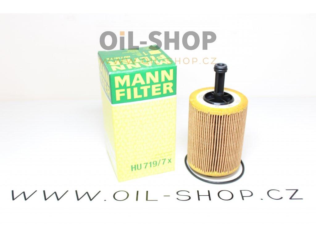 Mann Filtr Olejový HU719/7x