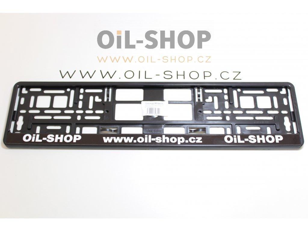 Podložka Pod SPZ Oil-SHOP
