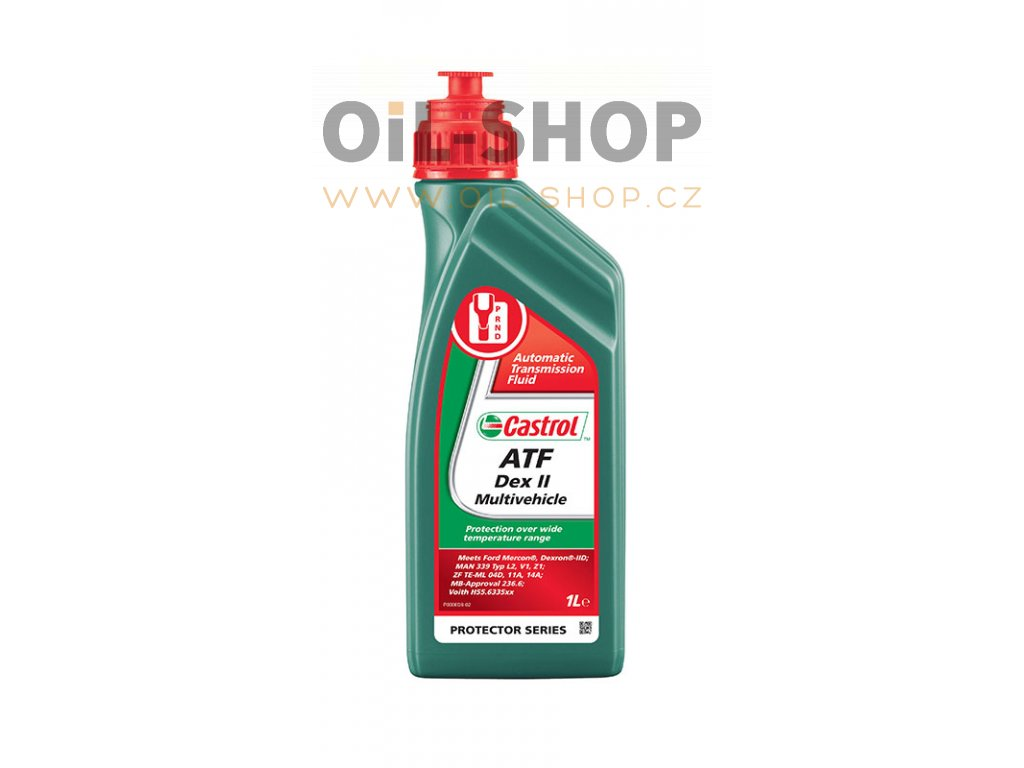 Castrol ATF Dex II Multivehicle 1 lt
