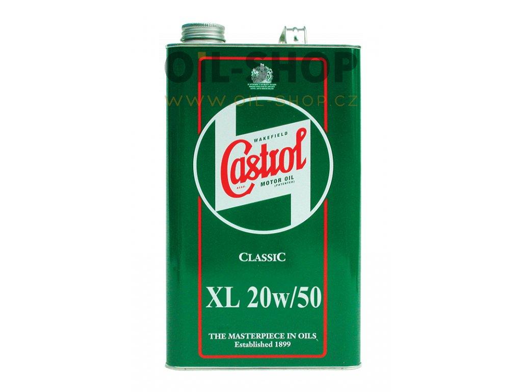 Castrol Classic XL 20W-50 1 lt