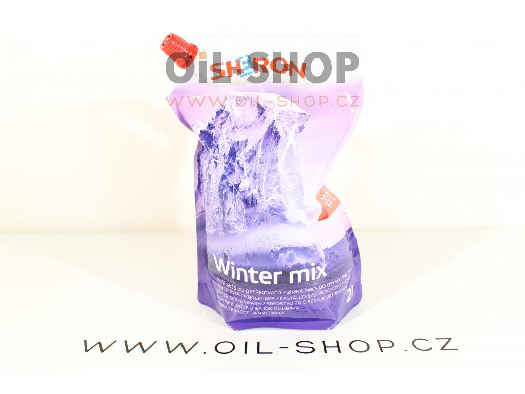 Sheron Zimní Ostřikovač Softpack -20°C  2L Winter Mix
