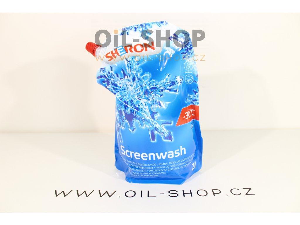 Sheron Zimní Ostřikovač Softpack -30°C  2L Citron