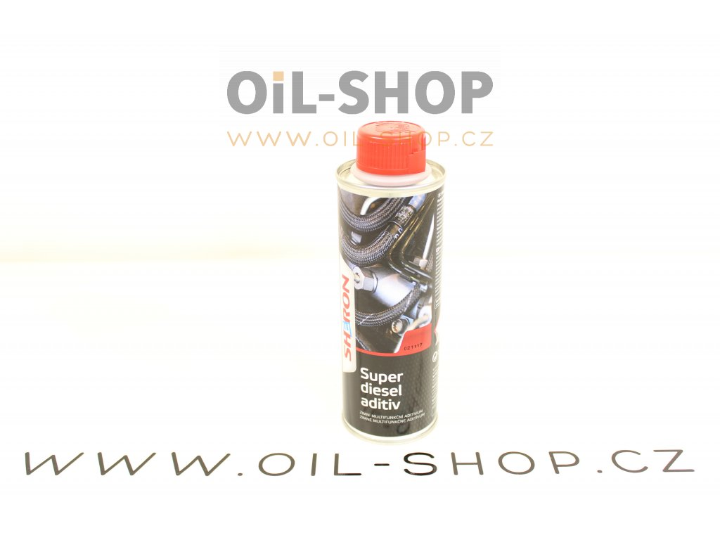 Sheron Super Diesel Aditiv 250 ml