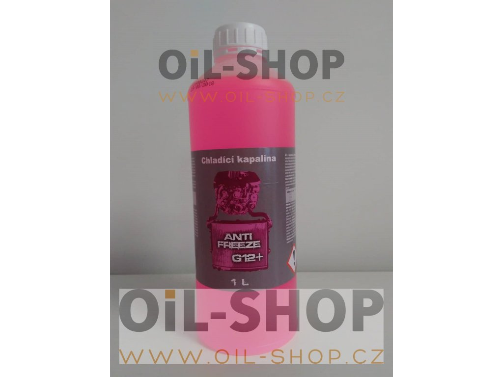 antifreeze g12+ oil shop.cz