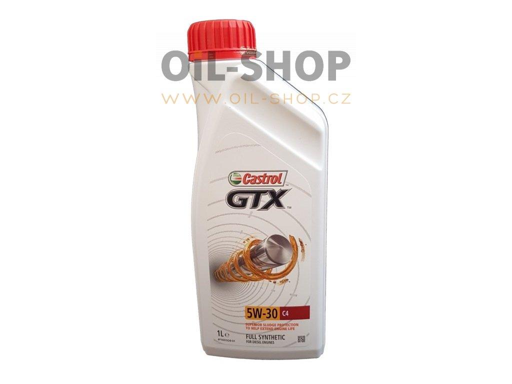 Castrol GTX C4 5w 30 1l