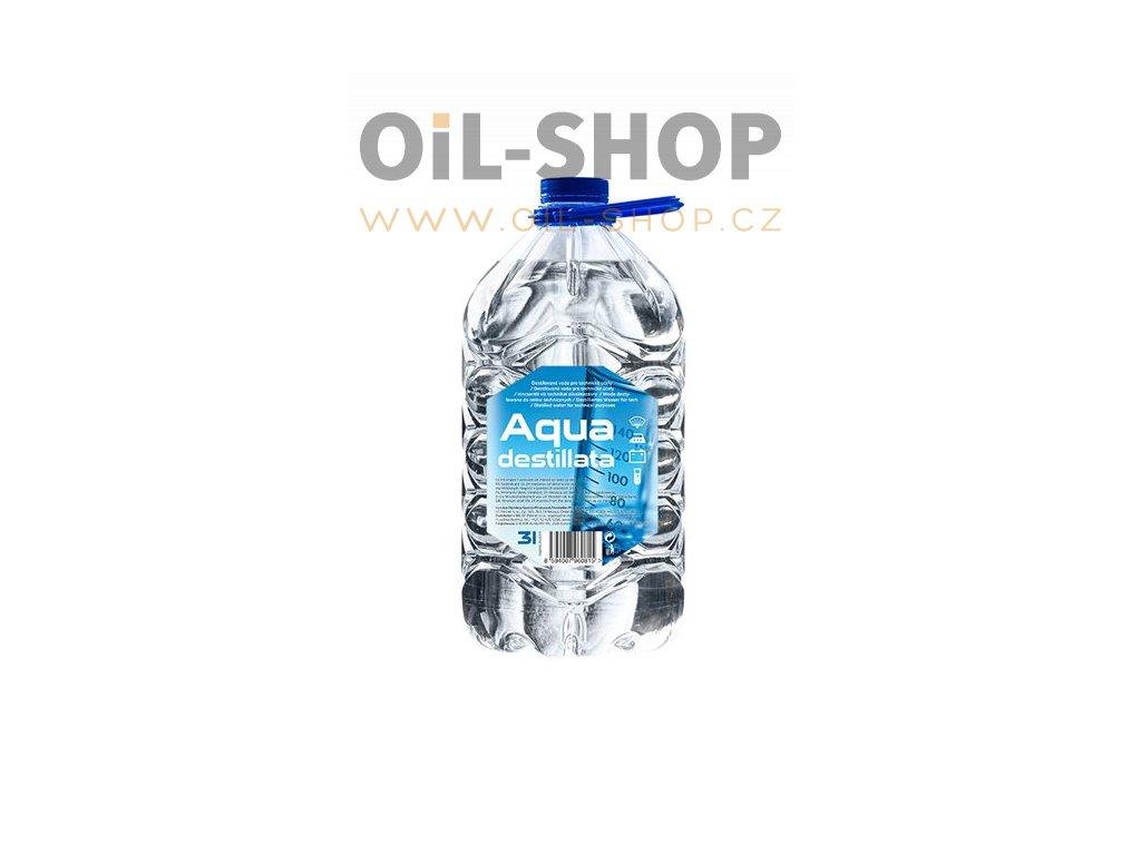 Destilovaná Voda  3L