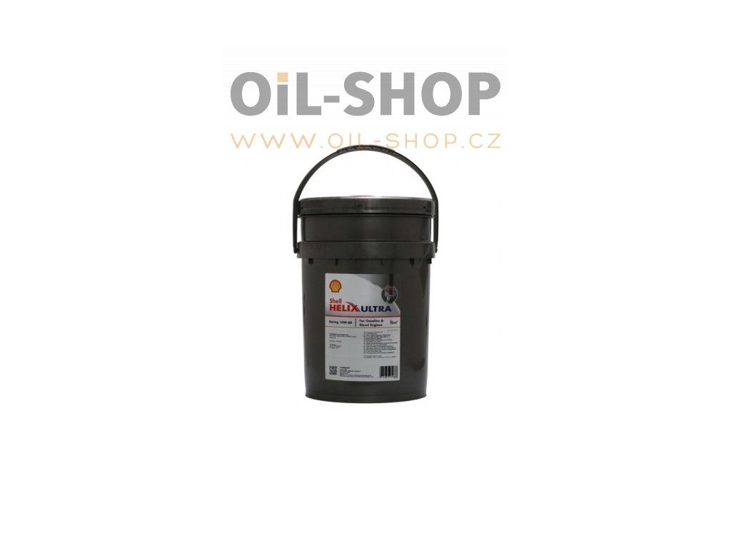 Shell Helix Ultra Racing 10W-60 20L