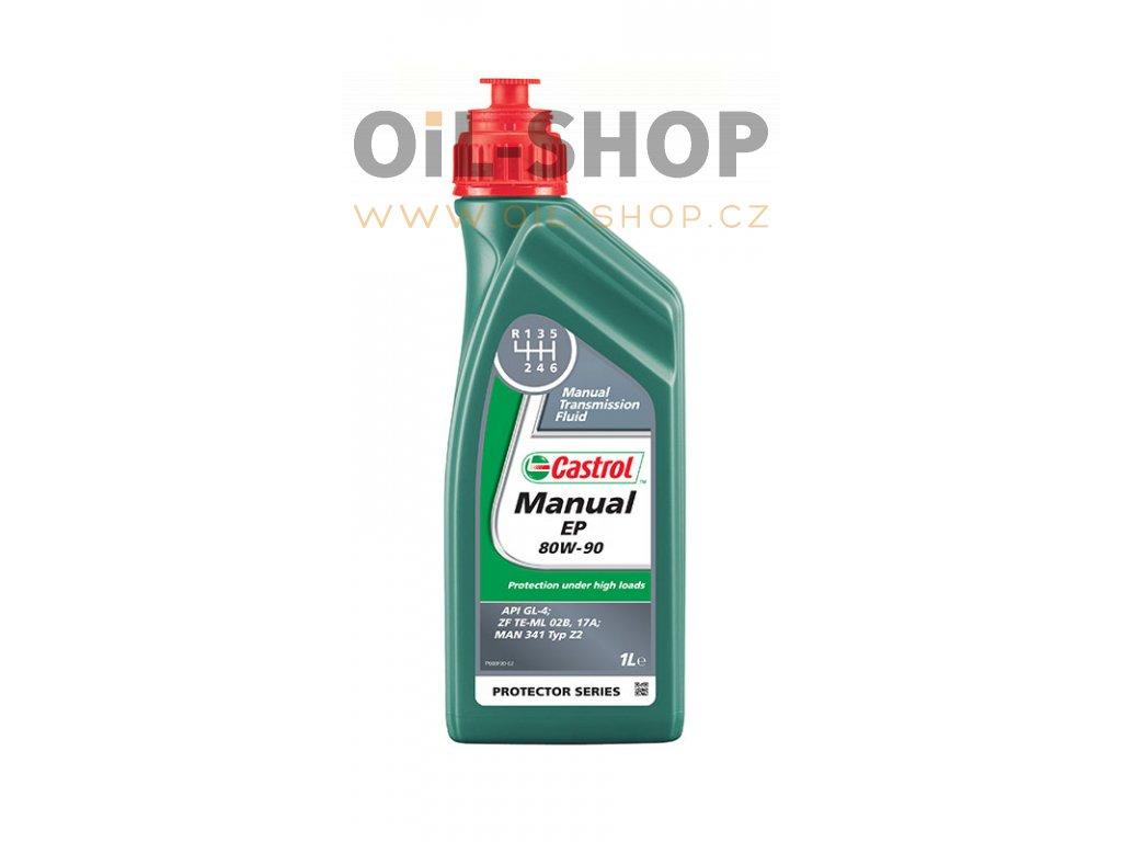 Castrol Manual EP 80W-90 1 lt