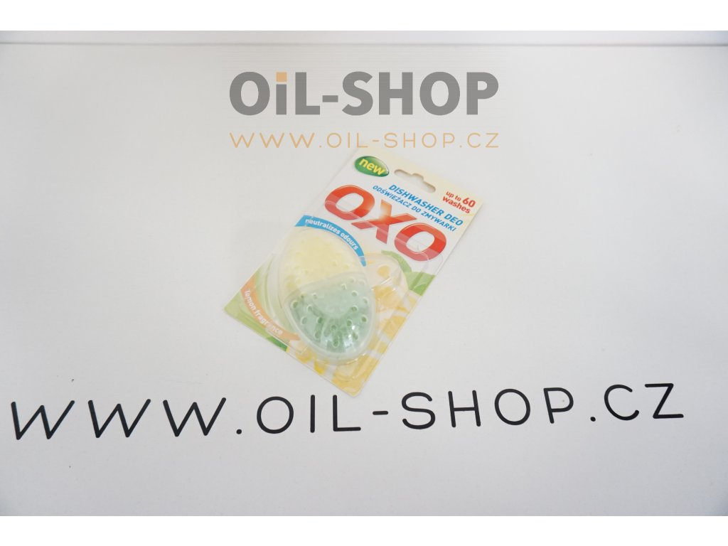 OXO vůně do myčky citron