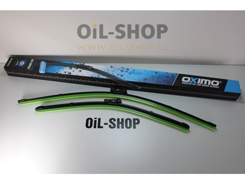 Oximo Stěrače WC4005501