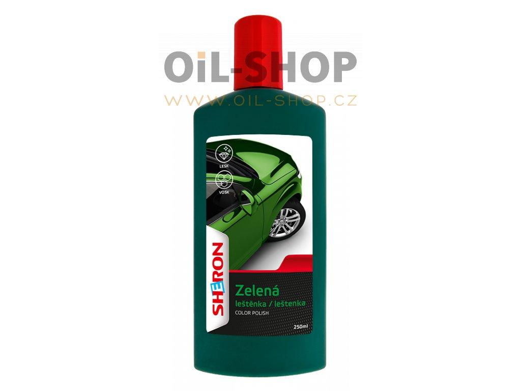 Sheron Leštěnka Zelená 250ml