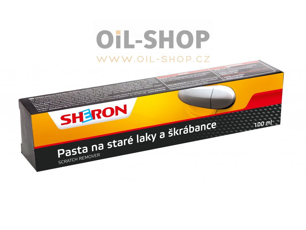 Sheron Pasta Na Staré Laky 100ml