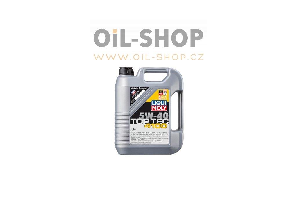 1 1494 motorovy olej top tec 4100 5w 40
