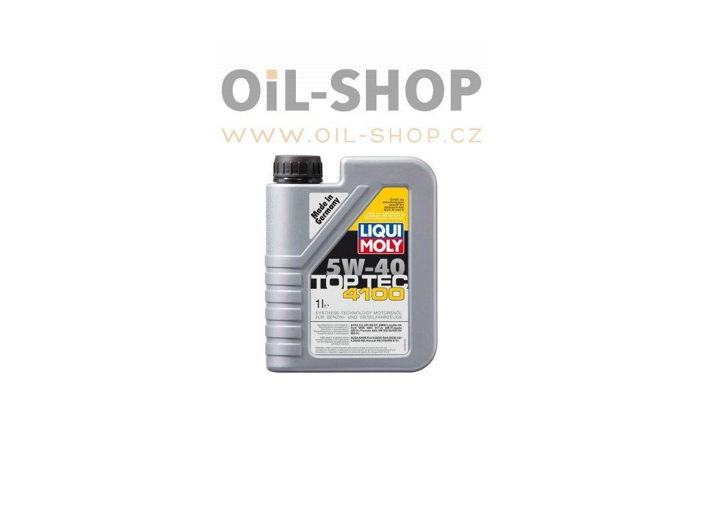 1 1493 motorovy olej top tec 4100 5w 40