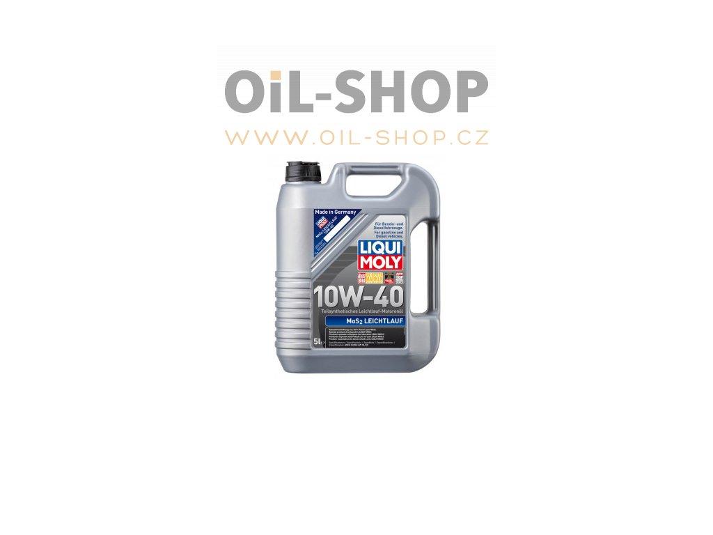 1 1798 motorovy olej mos2 leichtlauf 10w 40