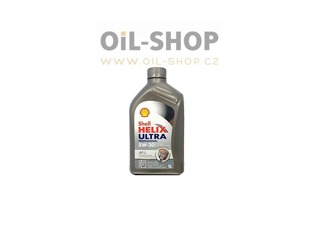 Shell Helix Ultra AP L 5W 30 1L