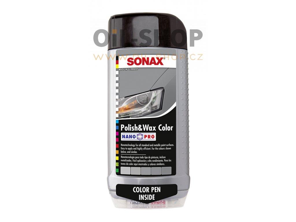Sonax Color Polish Stříbrná 500ml