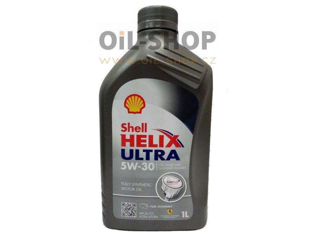 Shell ultra 5W 30
