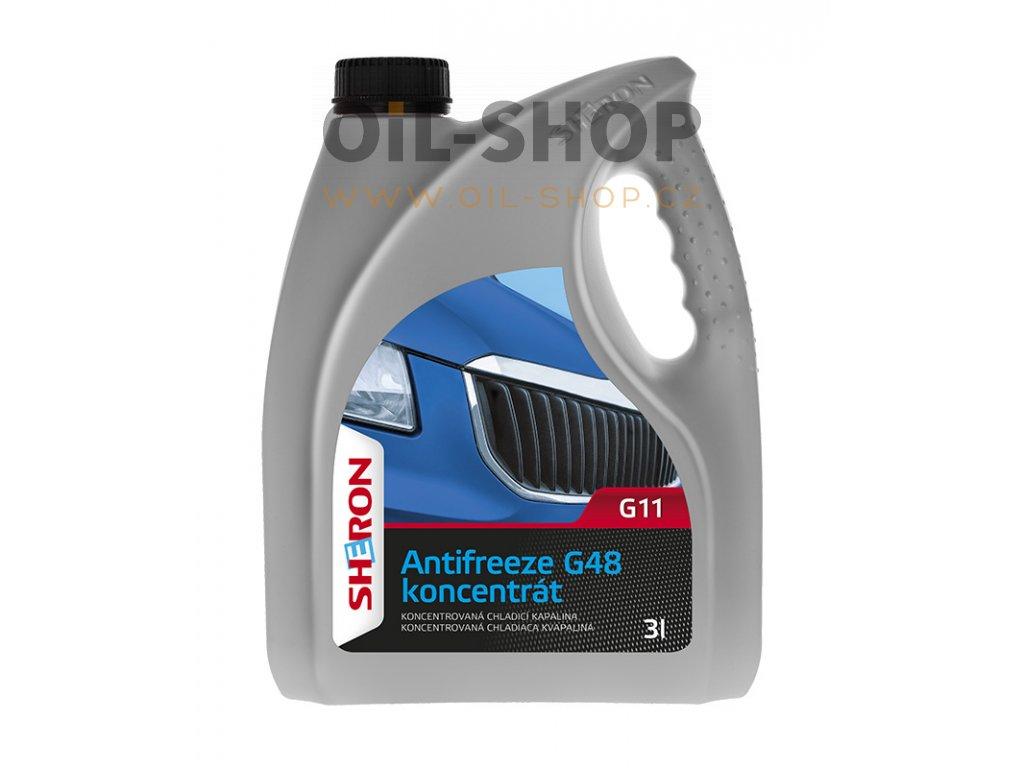 Sheron Antifreeze G11 (G48)  3L