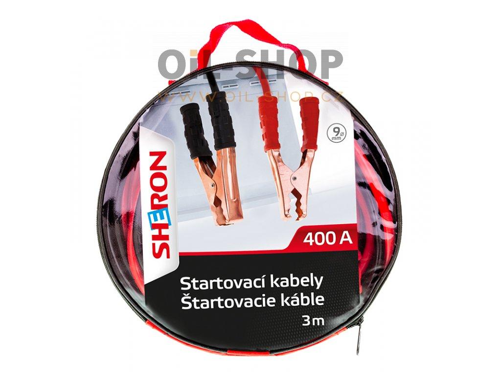 Sheron Startovací Kabely 400A