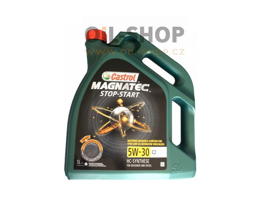 Castrol Magnatec STOP-START C2 5W-30 5L