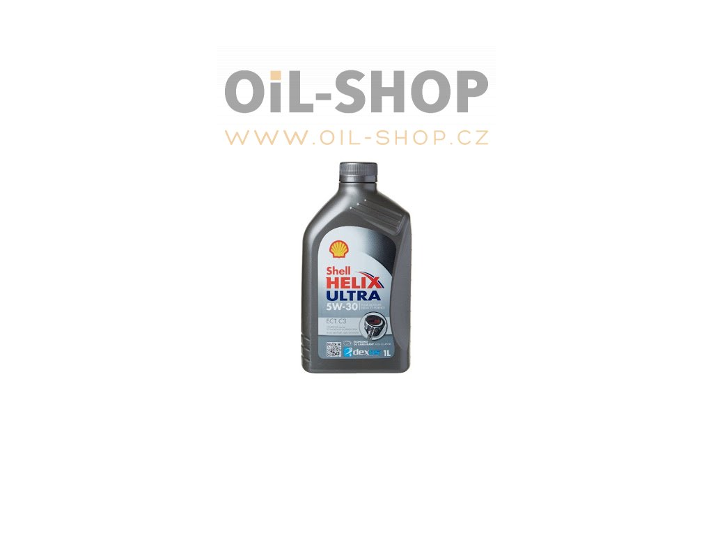 shell ultra extra 5w30 ect 1l