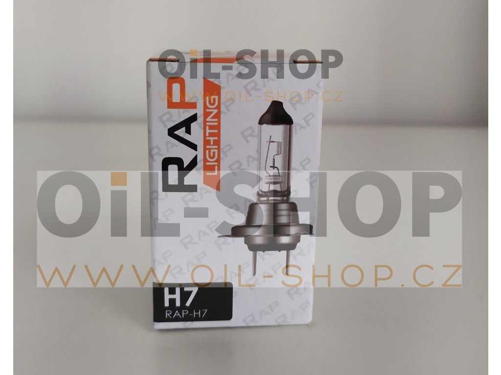 RAP Lighting H7 12V 55W
