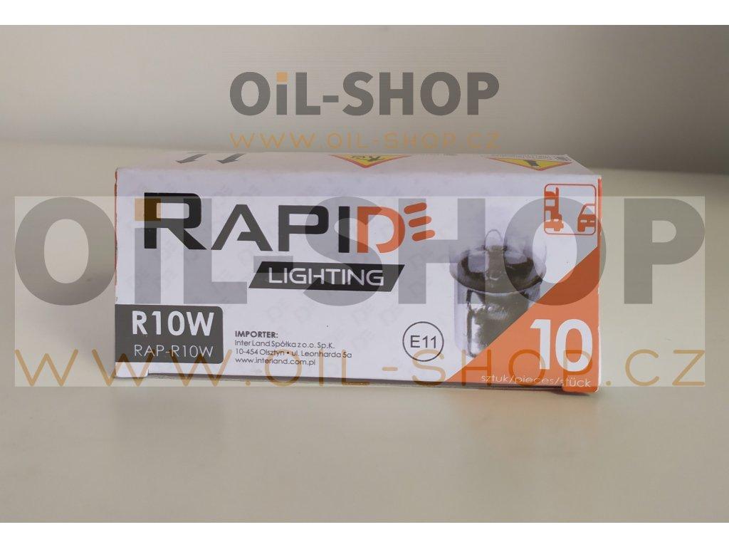 RAP Lighting 12V R10W