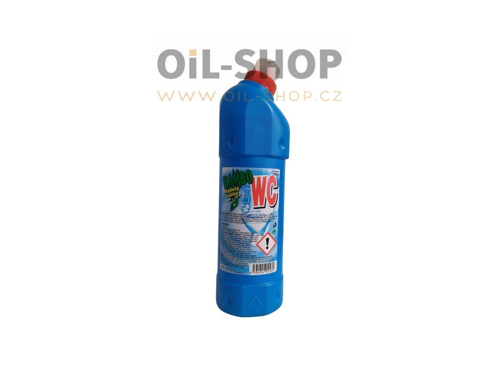rambo oil shop