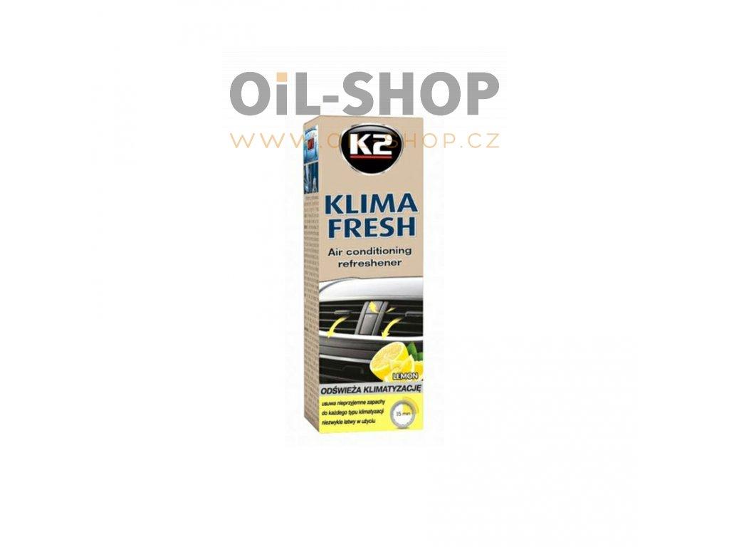 K2 KLIMA FRESH 150 ML LEMON 2