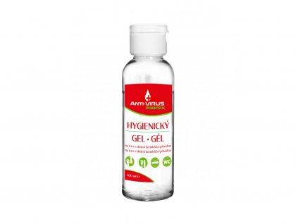 profex anti virus hygienicky gel na ruce 100 ml oil shop