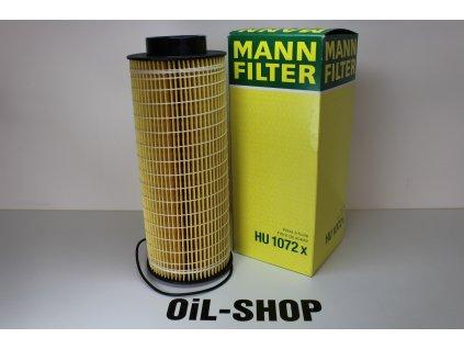 Mann Filtr Olejový HU1072X