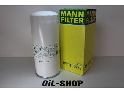 Mann Filtr Olejový WP11102/3