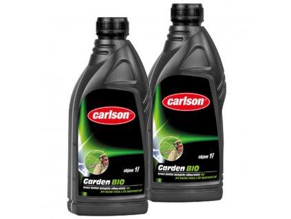 Olej na mazání řetězů motorových pil Carlson Garden Bio 1l