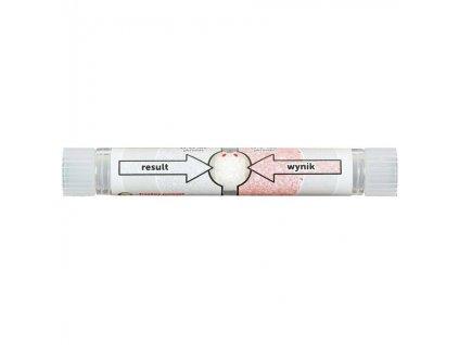 Alkoholtest jednorázový - trubička