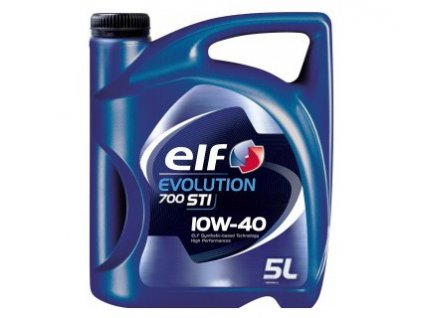 elf evolution 700 sti 10w 40 5l 1081843
