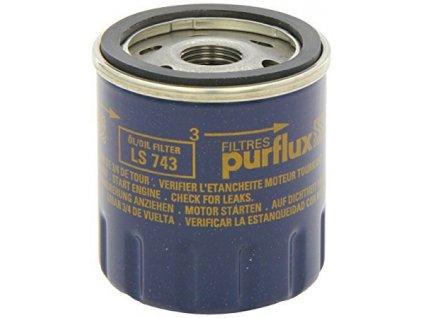 olejovy filtr purflux pro citroen pro c1 10i 1109az ls743