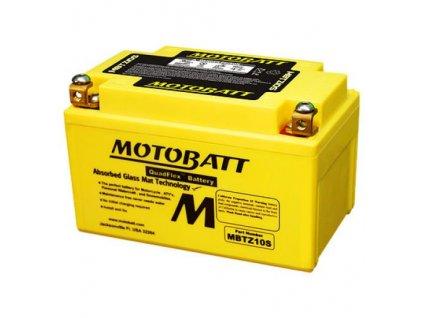 MOTOBATT 12V/8,6AH MBTZ10S