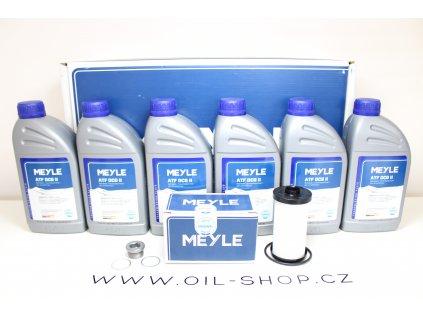 Sada pro výměnu oleje DSG