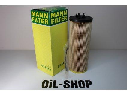 Mann Filtr Olejový HU842X